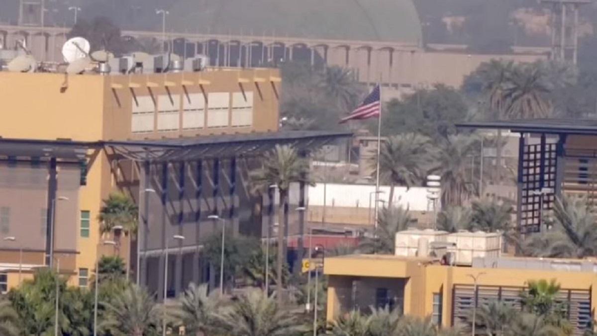 Baghdad Embassy
