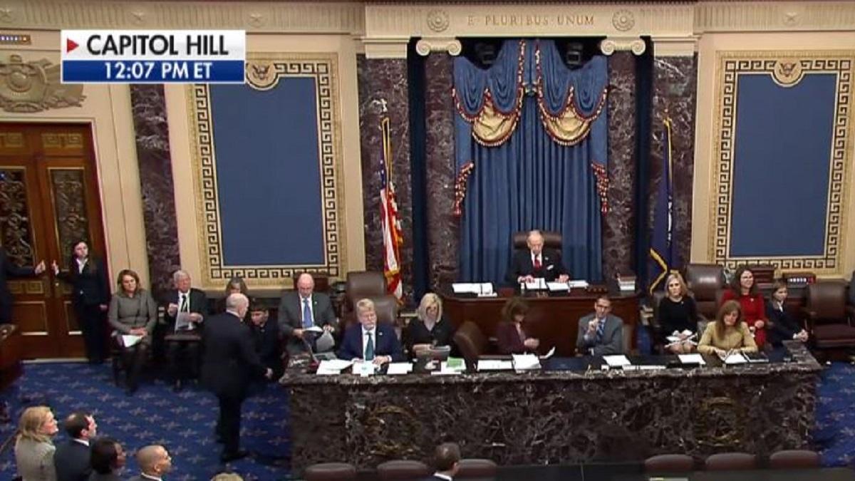 Impeachment Begins
