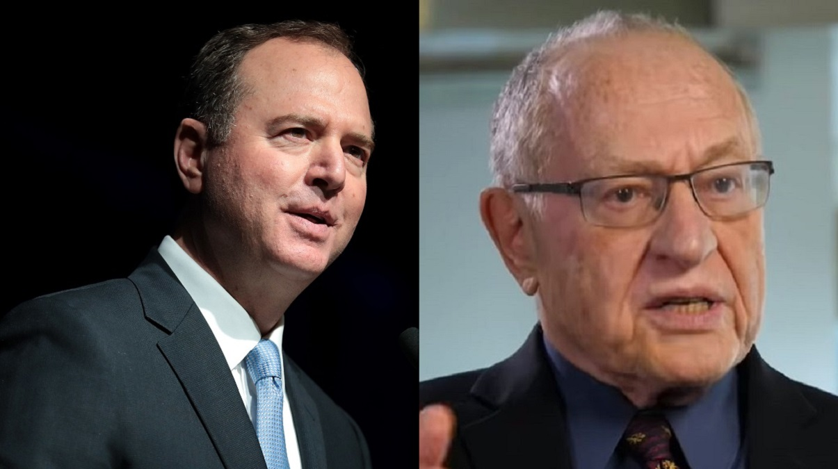 Schiff and Dershowitz