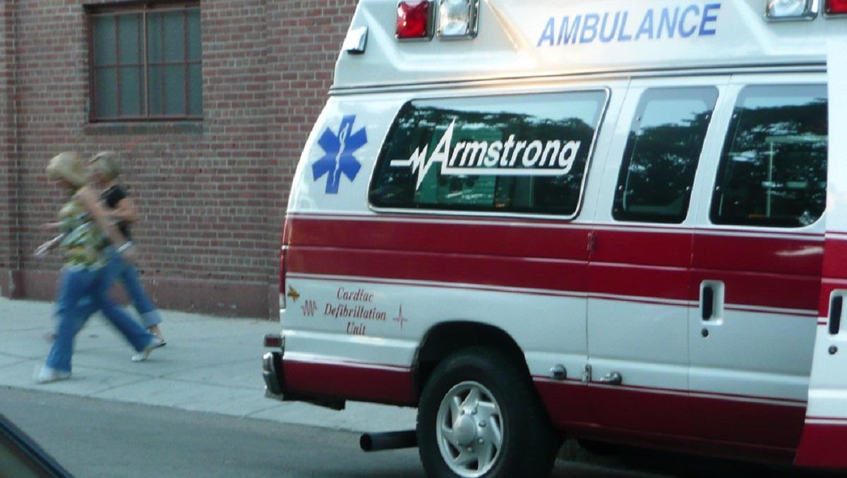 CoronaVirus Outbreak - Ambulance