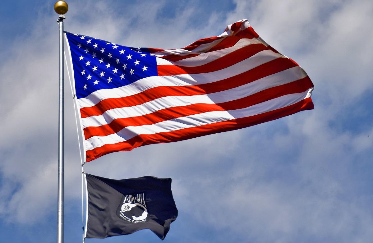 POWMIA Flag Removal