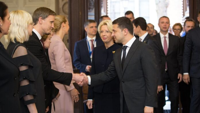 President Zelensky