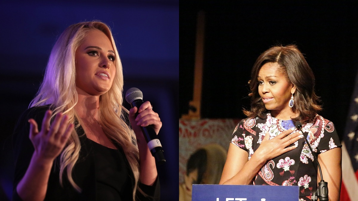 Tomi and Michelle
