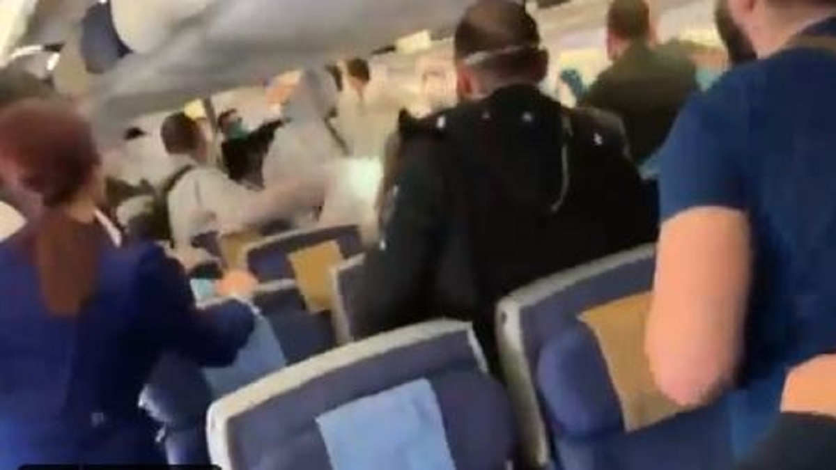 Airline Fight