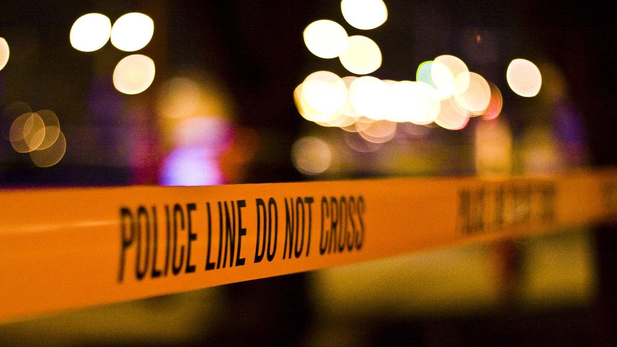 Crime Scene - Police lIne