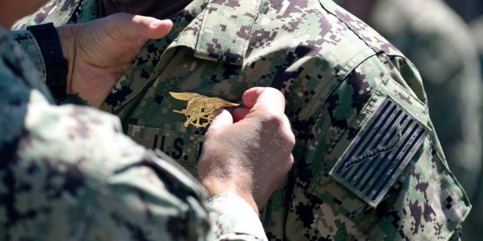 Navy SEAL creed change