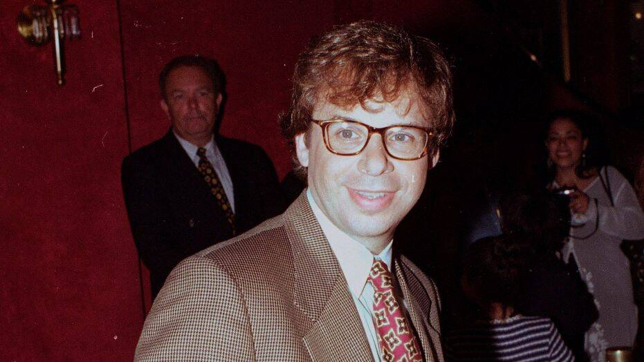 Rick Moranis violently attacked
