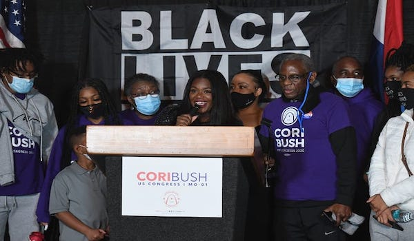 blm activist cori bush congresswoman missouri