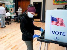 Trump Biden Election 2020 polls fraud Newsmax