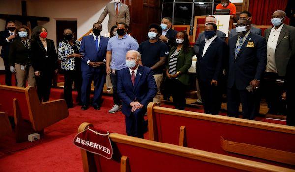 Biden Reparations Slavery BLM Racism