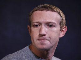 facebook Mark Zuckerberg antitrust lawsuit big tech monopoly Section 230