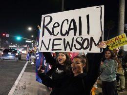 California Lockdown COVID citation Nick The Greek Restaurant owner rent Newsom