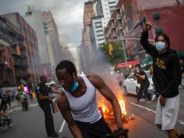 BLM riots new york city black lives matter