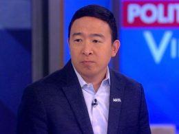Andrew Yang Mayor New York City