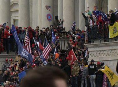Democrat shooting office riot Capitol