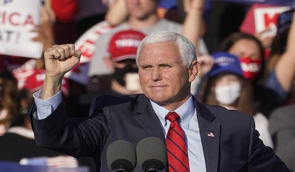 Mike Pence Trump election voter fraud