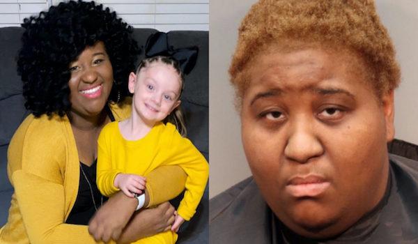 ariel robinson arrested foster child murder