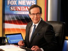 As Fox Sinks Further, Chris Wallace Makes Announcement