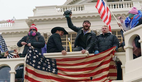 Communism arrests riot rally trump capitol