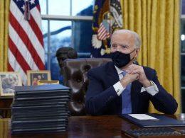 President Biden transgender executive order