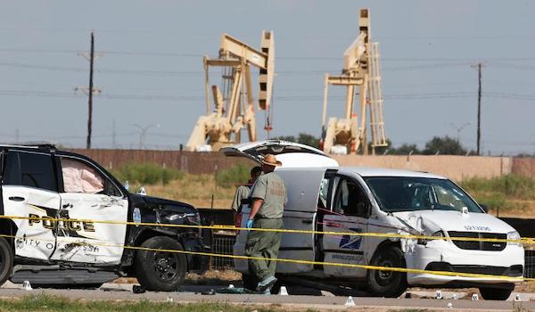 police shooting odessa texas
