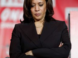 Whoa... Kamala Harris BUSTED
