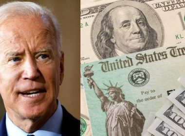 Biden covid bill stimulus white black minorities