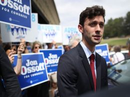 georgia runoff candidate jon ossoff
