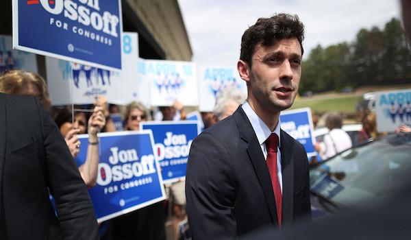 georgia runoff candidate jon ossoff