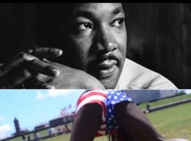 BLM MLK twerk capitol DC