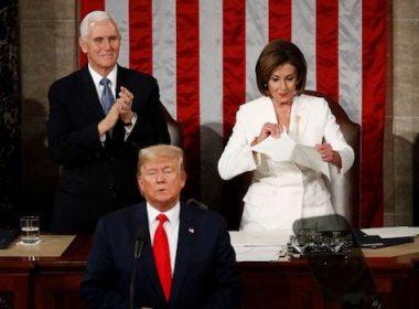 Pelosi Trump impeachment House