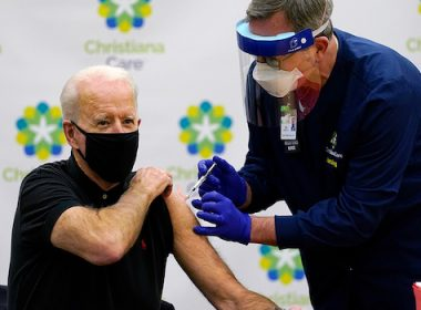 Biden covid response stimulus vaccine