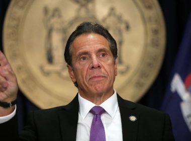 Democrat Governor Cuomo COVID New York