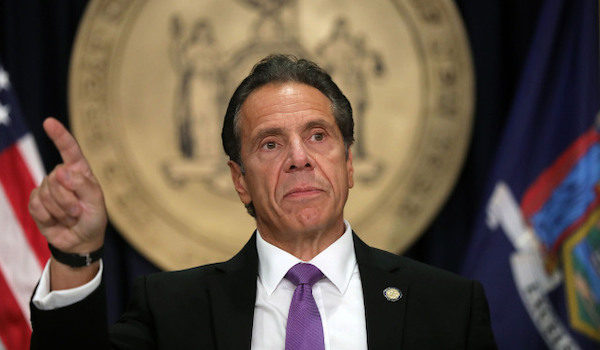 Democrat Governor Cuomo COVID New York