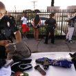 police arrest robbery manhunt virginia