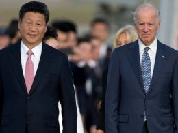 President Biden Xi Jinping China Phone call