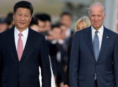 President Biden Xi Jinping China Phone call