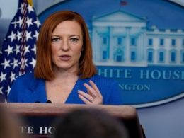 Biden press psaki white house