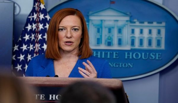 Biden press psaki white house