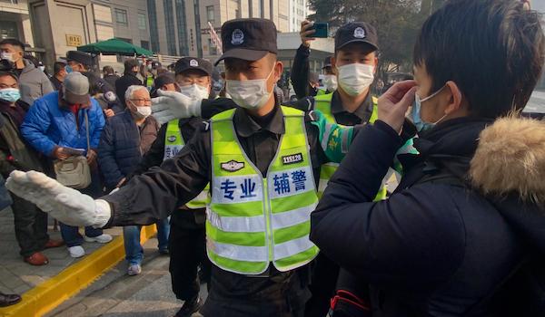 CHINA virus covid communist