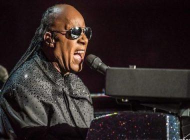 Stevie wonder Ghana Africa racism