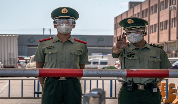 wuhan lab WHO china COVID