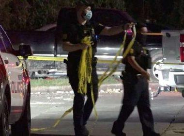 Houston shooting murder