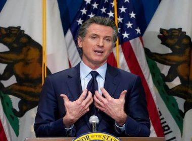 COVID Newsom California Taxes COVID
