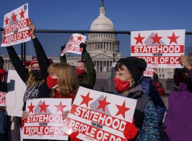 dc statehood vote Democrats