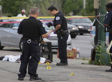 chicago shooting murder