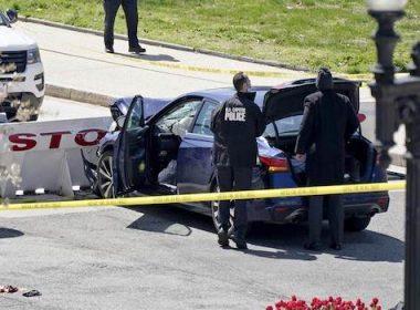 Islamic terror attack capitol police