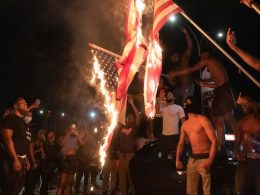 black riot BLM