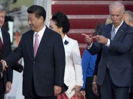 Biden Xi China Olympics