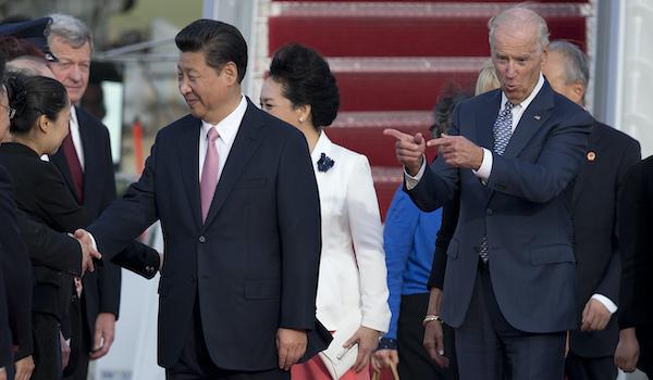 Biden Xi China Olympics